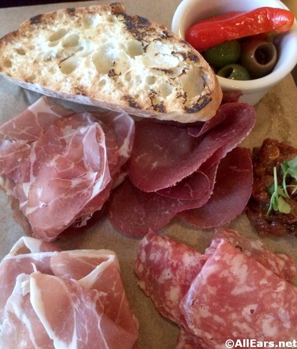 Trattoria al forno Thinly Sliced Meats