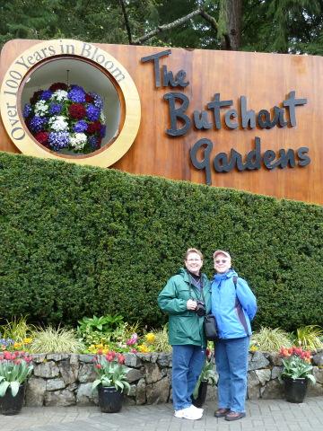 Butchart Gardens Victoria Canada