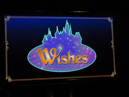Wishes - Disney Fantasy