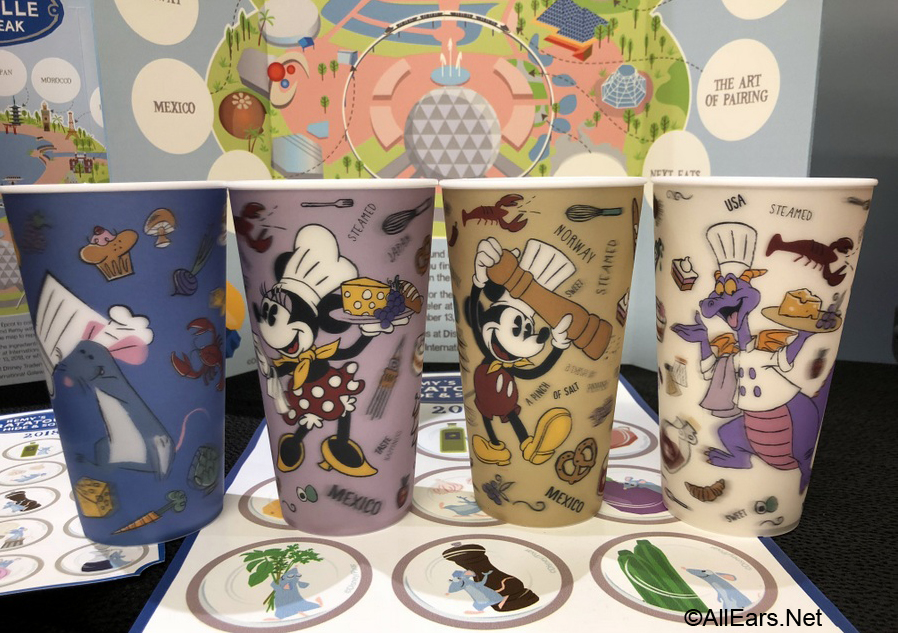 Epcot Food And Wine Remy S Hide And Squeak