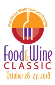Food and Wine Classic logo