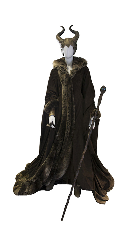 Archives Maleficent Fur Robe
