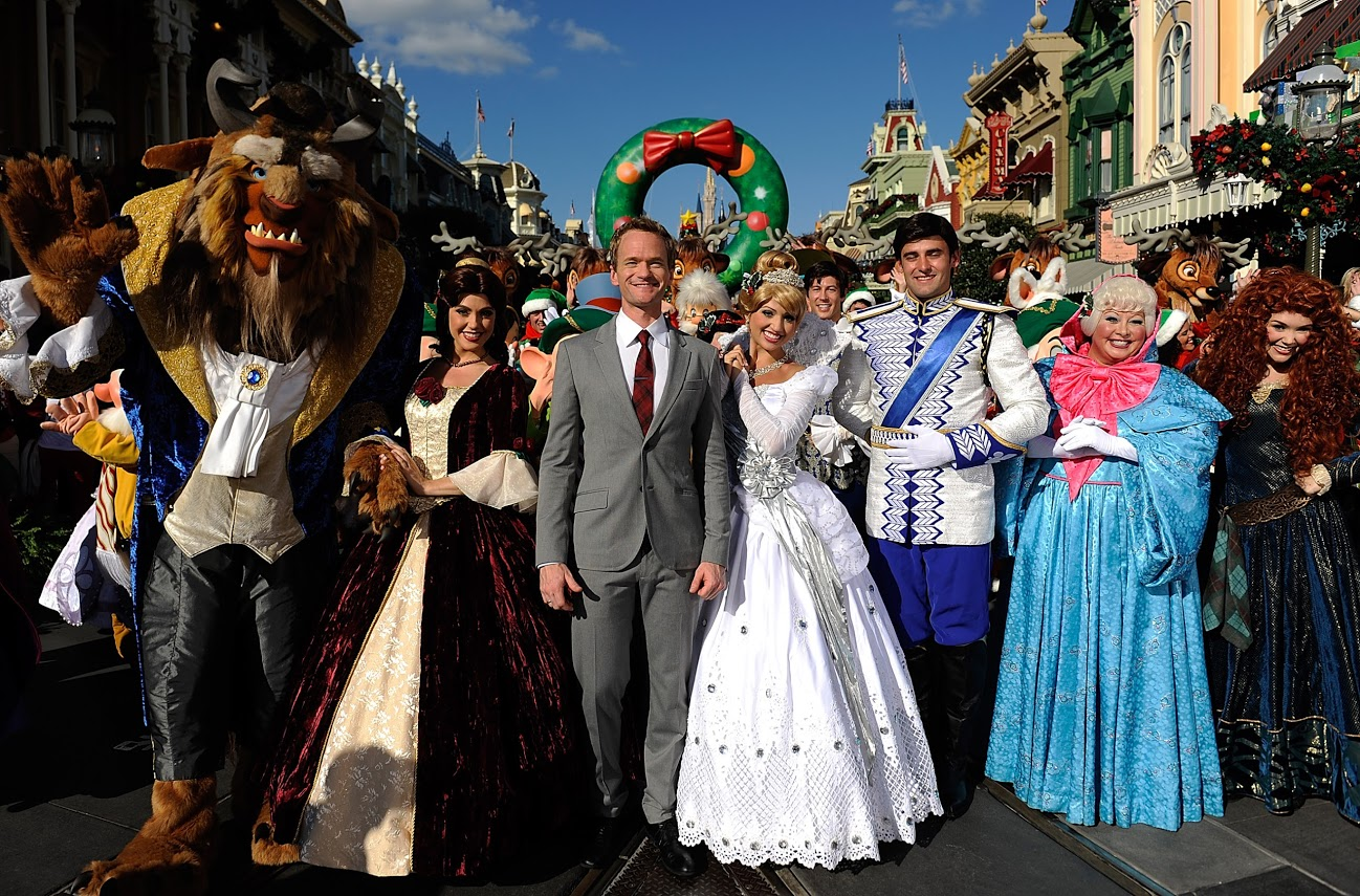 'Disney Parks Christmas Day Parade' Airs December 25 On