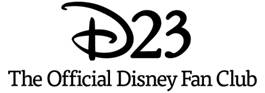 D23 Disney's Fan Club Logo