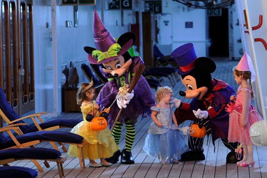 Disney Cruise Halloween
