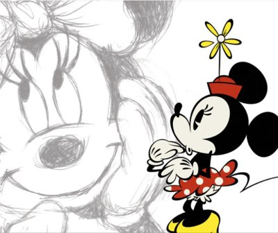 Disney Consumer Products Takes Fans from Sketch to Shelf at