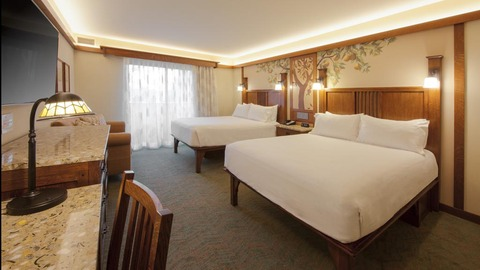Disney's Grand Californian Hotel and Spa Unveils Hotel-Wide Renovation