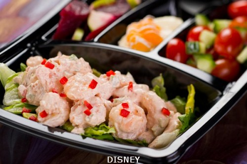 Fantasmic Cajun Shrimp Salad