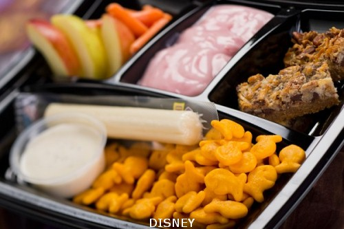 Fantasmic yogurt Kids Meal