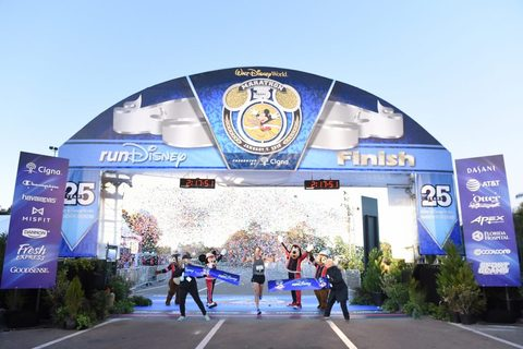American Runner Wins 25th Annual Walt Disney World Marathon for First Time in 14 Years