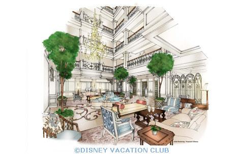 Grand Floridian Interior