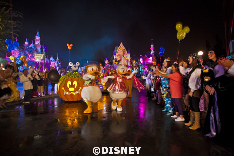 Halloween Time And Mickey S Halloween Party Dates At