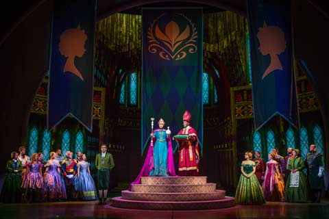 'Frozen - Live at the Hyperion' Premieres at Disney California Adventure