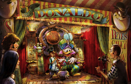 Pete's Silly Sideshow Fantasyland Expansion
