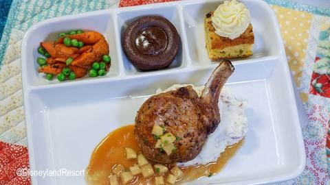 Carnation Cafe TV Dinner