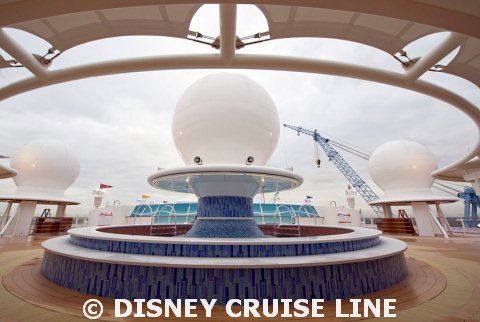 <br /> Satellite Falls Aboard the Disney Fantasy<br />