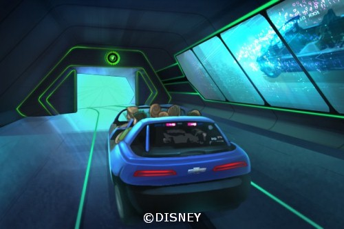 Disney and Florida Attractions News Blog: Test Track by ...