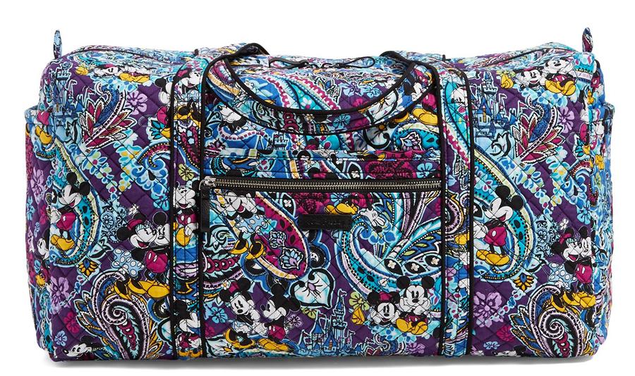 943746b0625 Vera Bradley Announces Special Print for Mickey s 90th (Disney and ...