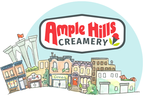 Ample Hills Creamery Logo