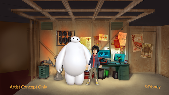Last Chance to see Ralph and Vanelope 10/23.  Mid-November Welcome Hiro and Baymax Big Hero 6 at Disney's Hollywood Studios