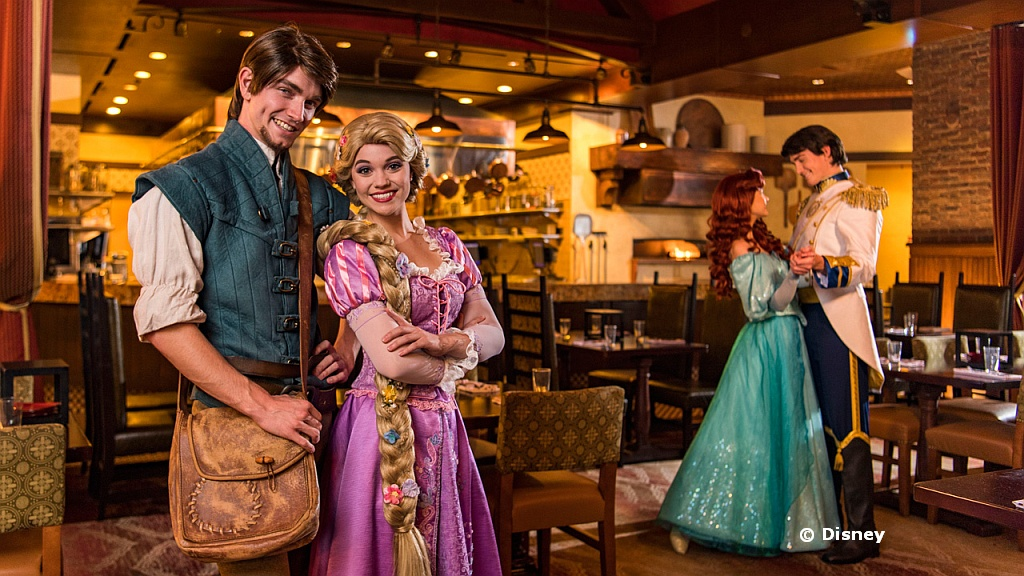 Bon Voyage Character Breakfast at Trattoria al Forno Starting April 2!