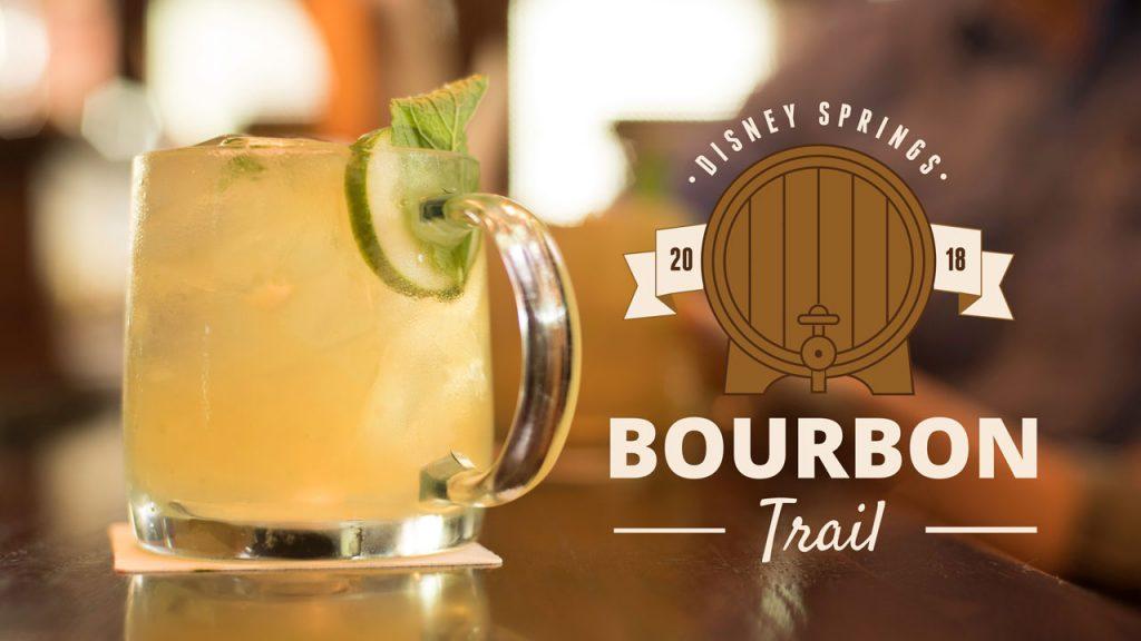 Bourbon Trail at Disney Springs Through June 17