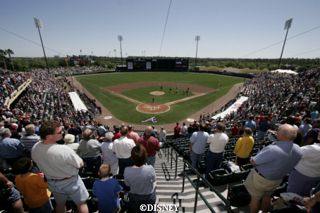 Disney S Wide World Of Sports Unveils 12th Edition Of Atlanta Braves