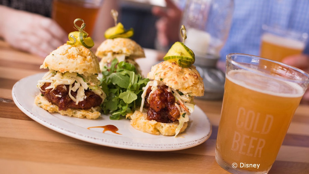 Brews and BBQ at Disney Springs Through Sept. 3