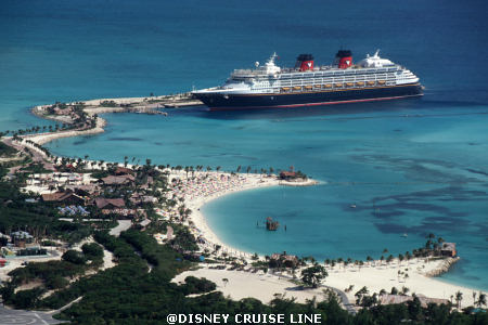 Disney Cruise Line Creating More Magic At Castaway Cay Allears Net