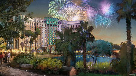 Big Changes Coming to Coronado Springs and Caribbean Beach Resort
