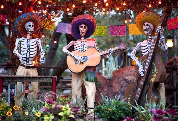 DCA Celebrates Dia de los Muertos Beginning Sept. 15