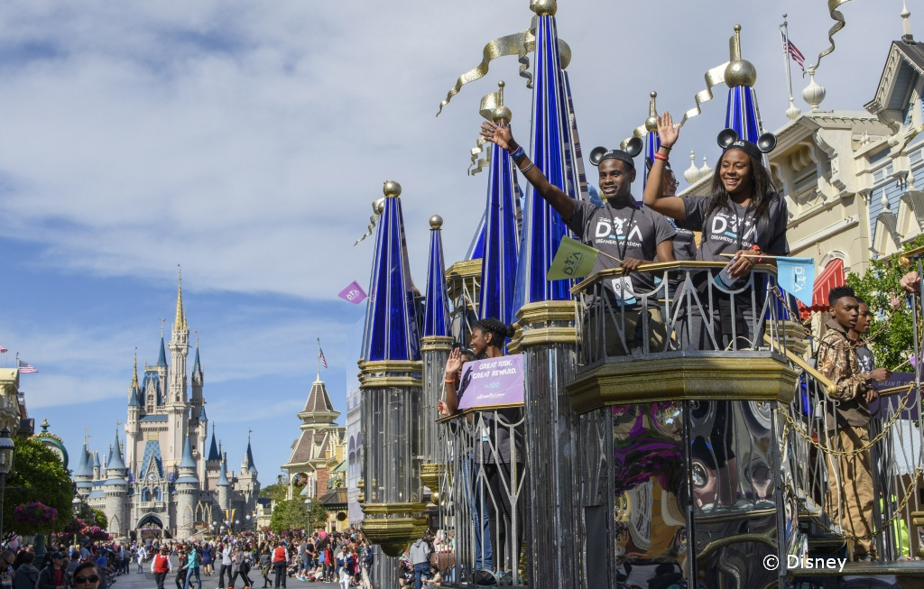 Applications Now Open For Disney Dreamers Academy At Walt