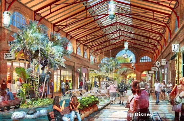More Retailers Announced for Disney Springs