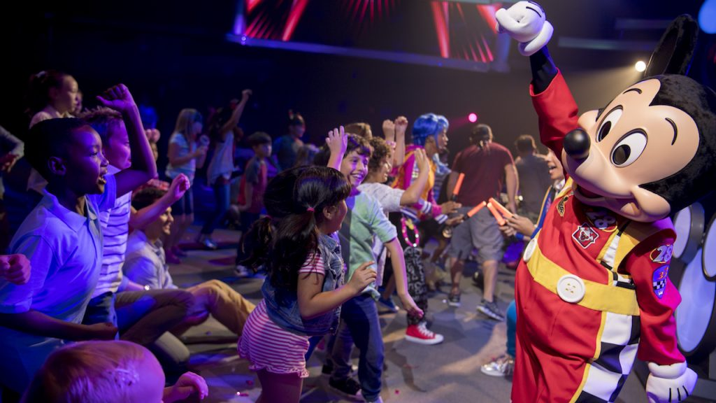 Disney Junior Dance Party Show Coming to Hollywood Studios