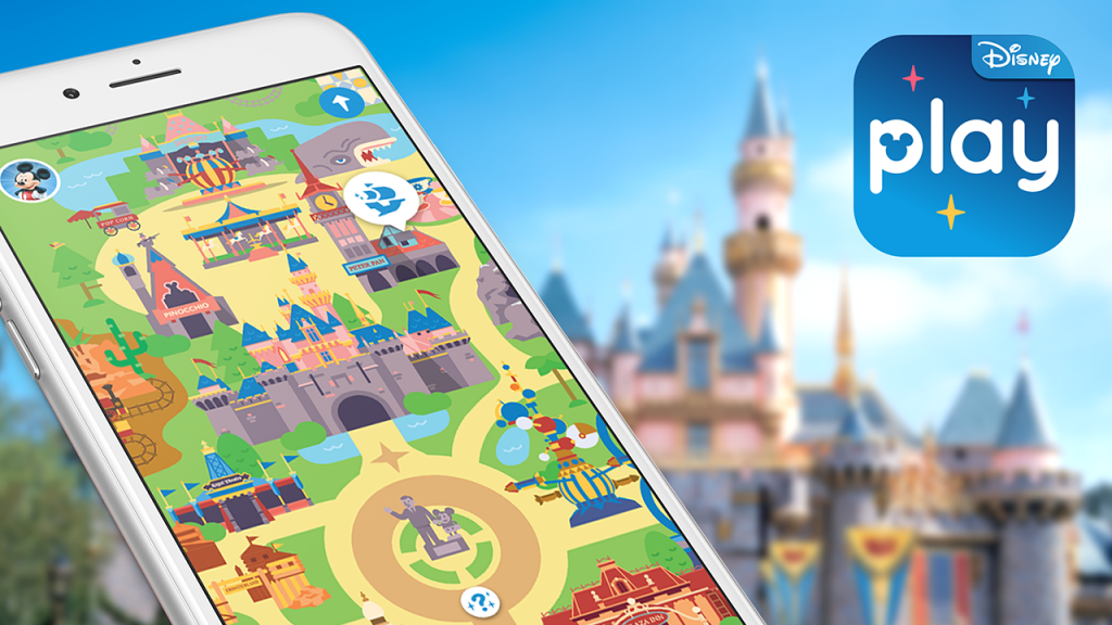 All-New Play Disney Parks App Coming Soon