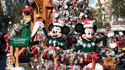 Holidays at the Disneyland Resort Return Nov. 9, 2018-Jan. 6, 2019