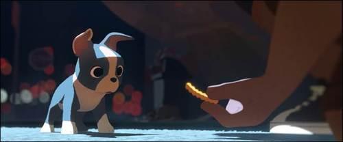 Sneak Peek: FEAST - Animated Short