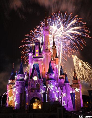 Walt Disney World et Universal Orlando en amoureux du 5 au 13 juin 2011 (update page 5) Fireworks2