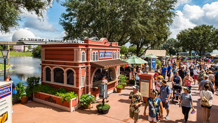 2017 Epcot Food and Wine Festival Dates Announced