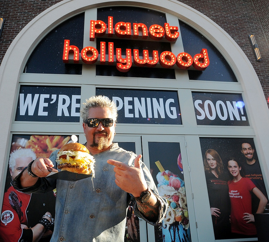 Planet Hollywood Observatory Now Open at Disney Springs!
