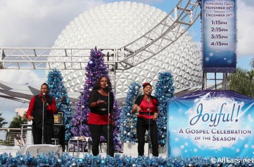 Epcot's Holidays Around the World Entertainment Changes