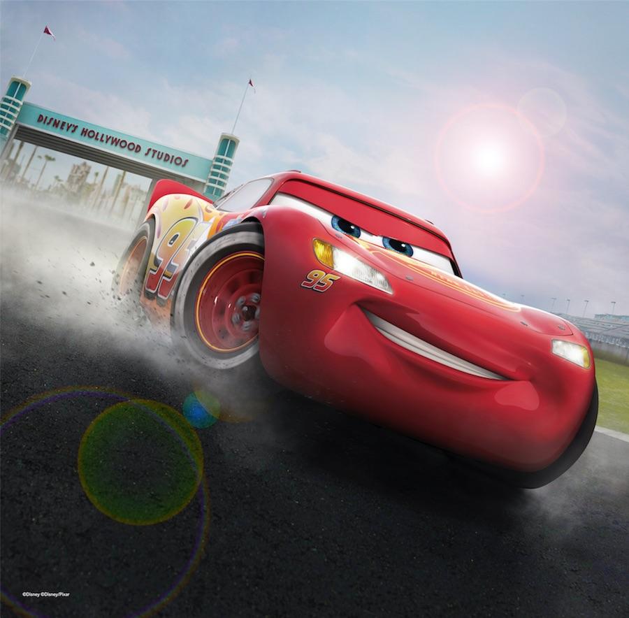 Disney Store Pixar Fest Cars Lightning McQueen Baby Bodysuit Outfit 3 6 9 12 18