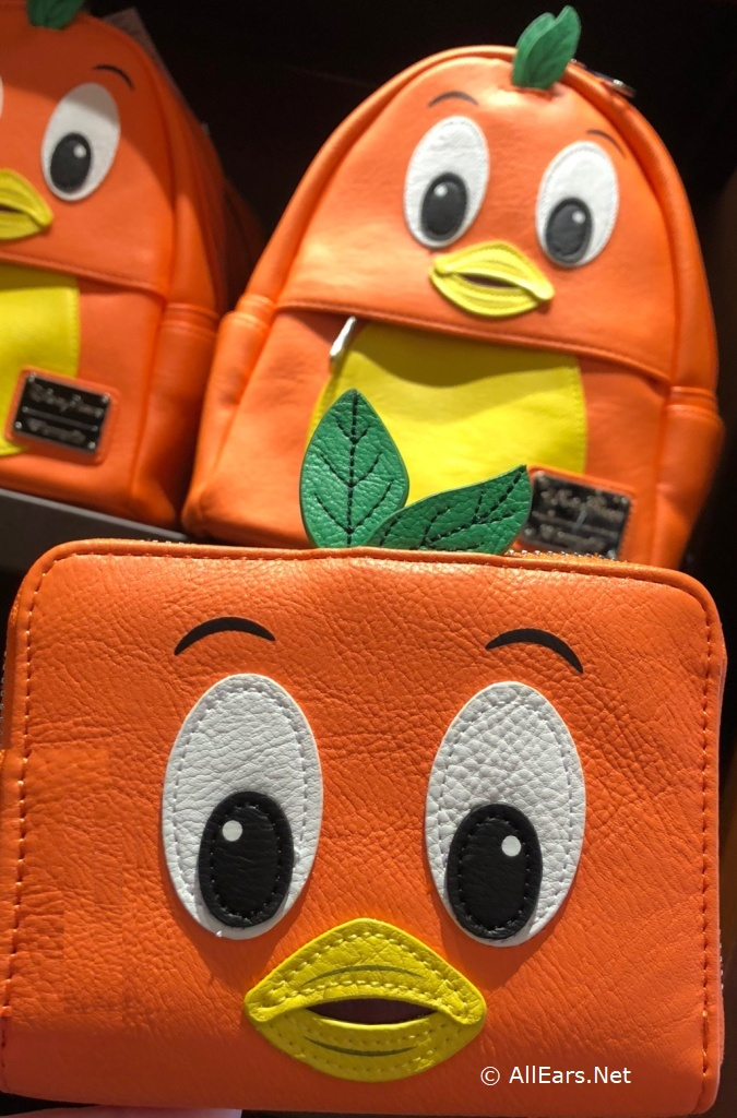 0cbeca27b4a Orange Bird and Dole Whip Bags and Accessories Fly into Disney World ...