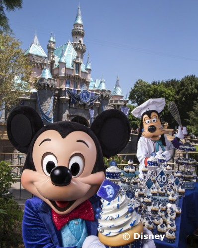 25d66b59b1ed6 Disneyland Resort Celebrates 60th Anniversary;Announces Million ...