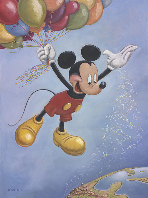 Mickey Mouse Turns 90