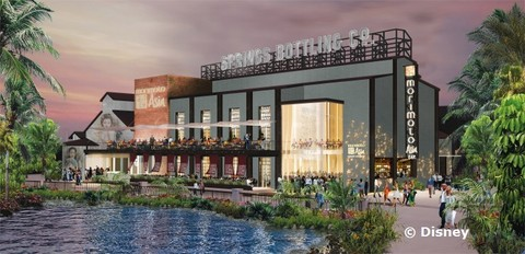 New Morimoto Asia Restaurant to Open at Disney Springs in 2015