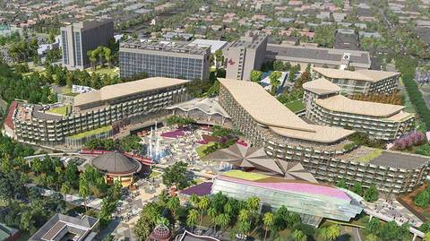 New Downtown Disney Hotel