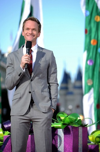 "Neil Patrick Harris Joins Mickey Mouse As Host of New ""World of Color - Celebrate!"""