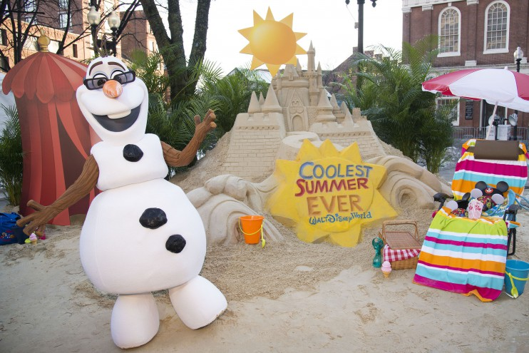 Coolest Summer Ever: 24-Hour Event at Walt Disney World