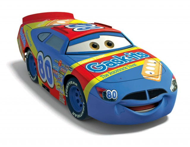 Petty Holdings Llc And Pixar Animation Studios Roll Out Piston Cup